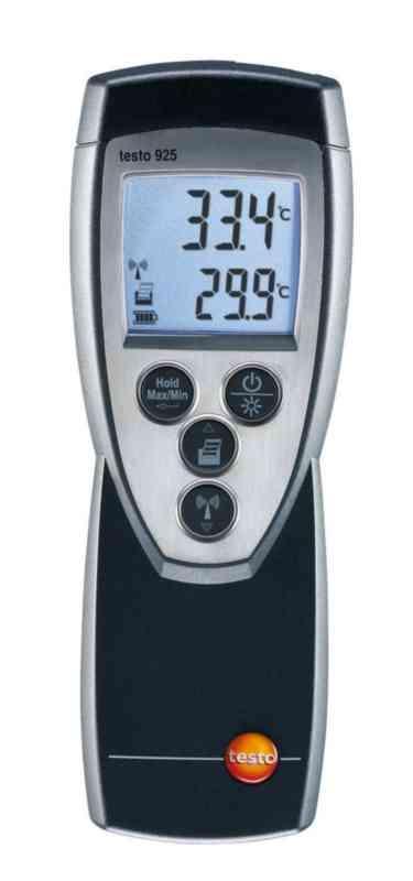 Start (en) Temperature gauge